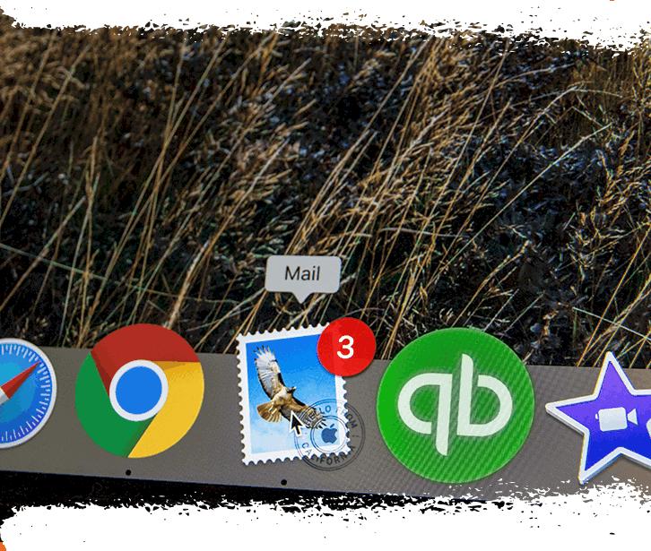 Desktop application icons